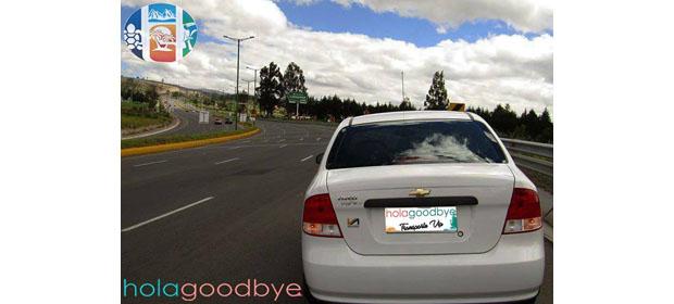 Hola Goodbye Transporte Vip