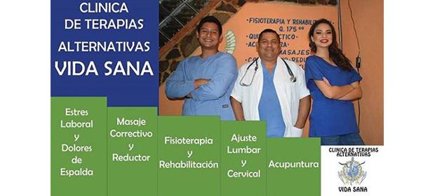 Clínica De Terapias Alternativas Vida Sana - Imagen 2 - Visitanos!