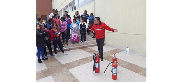 Extintores Del Ecuador M.A.