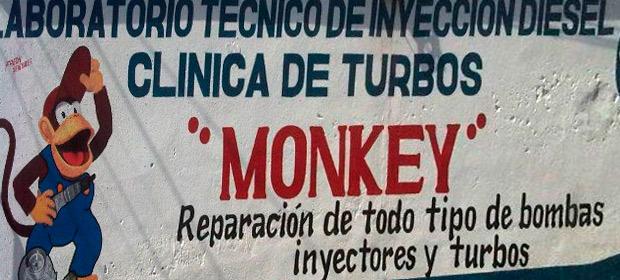 Laboratorio Técnico De Inyección Diesel Monkey - Imagen 1 - Visitanos!