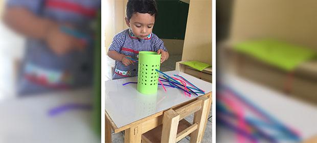 Mis Primeros Pasitos Montessori