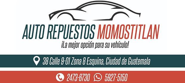 Auto Repuestos Momostitlan - Imagen 1 - Visitanos!