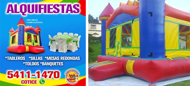 Eventos Party Center - Imagen 1 - Visitanos!