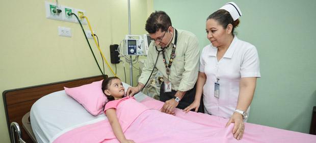 Hospital De Niños Y Adolescentes Centro Pediatrico