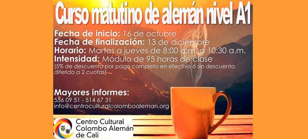Centro Cultural Colombo Alemán De Cali - Imagen 1 - Visitanos!