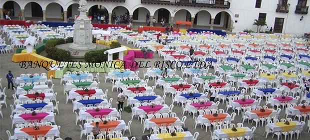 Banquetes Mónica Del Risco LTDA.