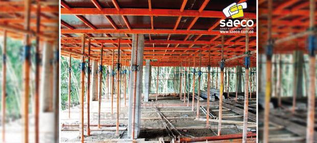Alquiler De Equipos Para Construcción Saeco - Imagen 1 - Visitanos!