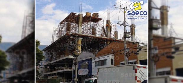 Alquiler De Equipos Para Construcción Saeco - Imagen 3 - Visitanos!