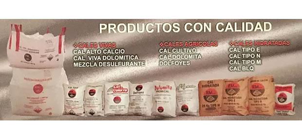Productos Minerales Calcáreos S.A.
