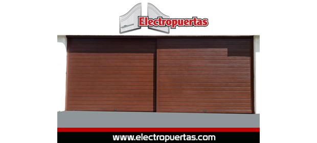 Electropuertas