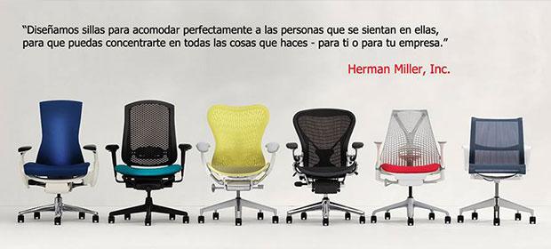Herman Miller / Espacio Y Ergonomia S.A.