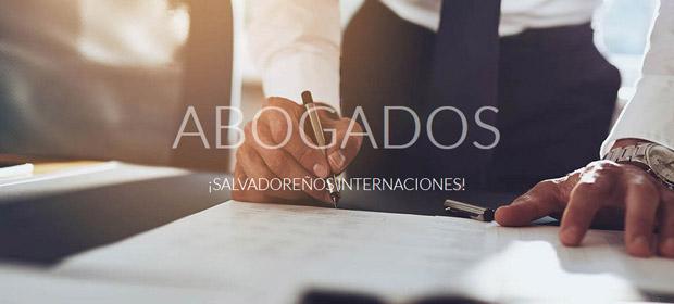 Agreda Abogados Salvadoreños Internacionales