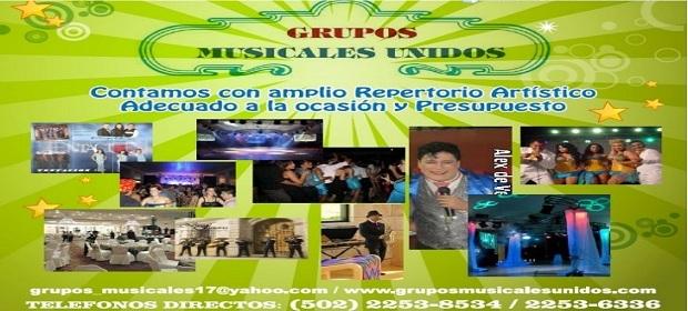 Grupos Musicales Unidos