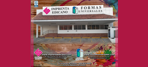 Formas Universales, S A