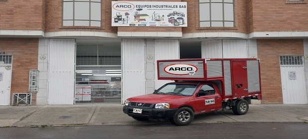 Arco Equipos Industriales S.A.S.